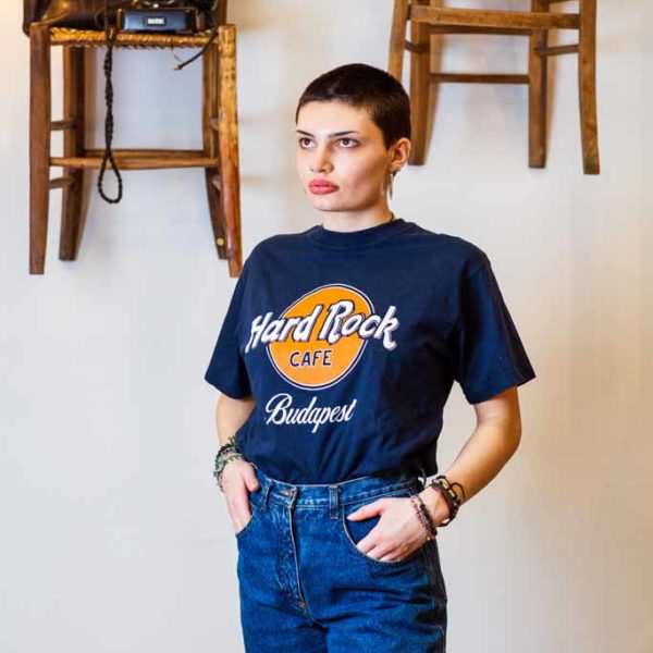 Hard Rock Cafe Budapest T-Shirt