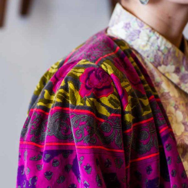 Blazer & Kimono