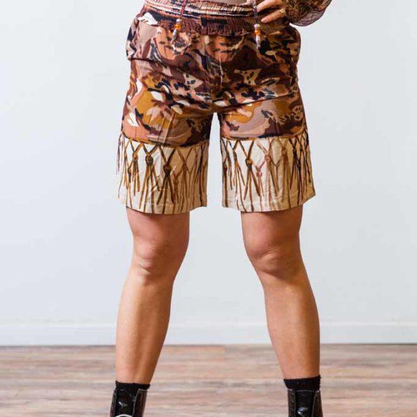 Pantaloni Hippie Corti